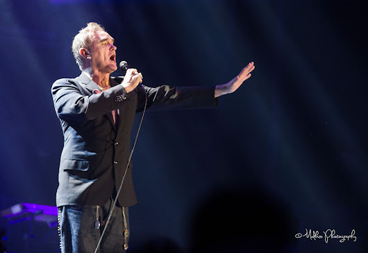 Morrissey: Manchester Arena - live review - Louder Than War