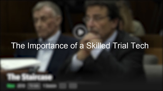 Trial Technicians - Experience Makes All The Difference