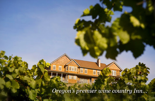 Oregon Wine Country Inn & Vineyards: Youngberg Hill (McMinnville)