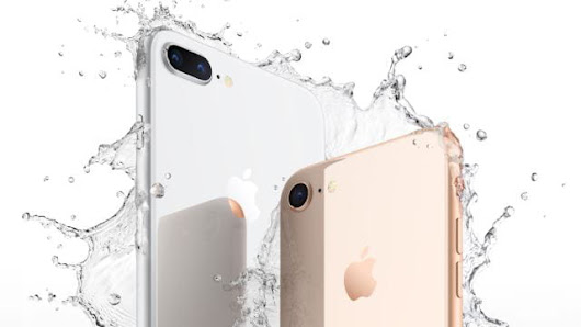 Apple officialise les iPhone 8 et 8s