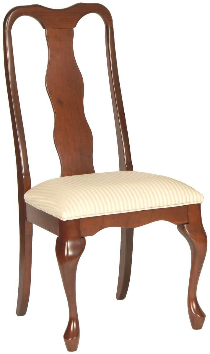 Amish Queen Anne Chairs