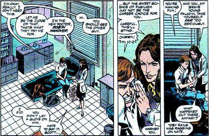 Classic X-Men 41 - Sweet Science of Pugilism