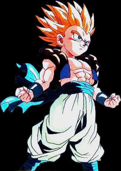 Dragon Ball Z Goten And Trunks Fusion