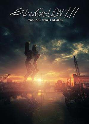 Evangelion: 1.11 You Are (Not) Alone [Película] [HD] [Sub Español/Audio Latino] [MEGA]