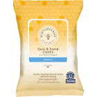 Burt's Bees Baby Face & Hand Cloths - 30 wipes