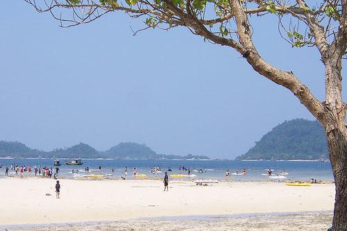 [wisata]Pasir Putih Lampung