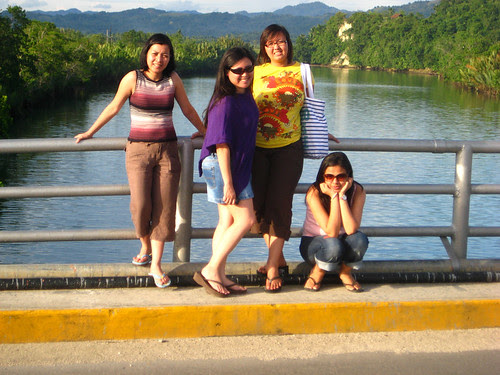 Overlooking Loboc River