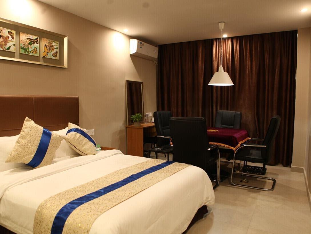Shenzhen Laixiu Hotel Reviews