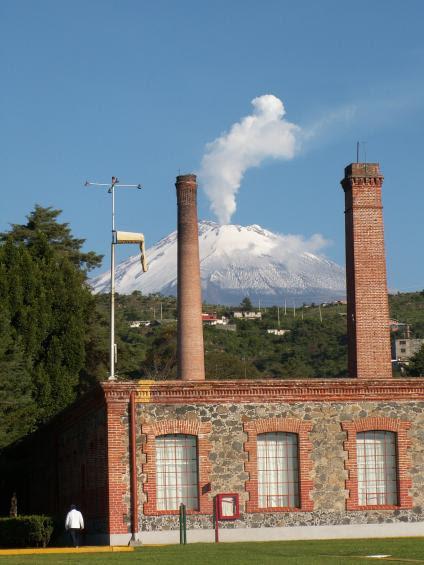 The Popocatepetl