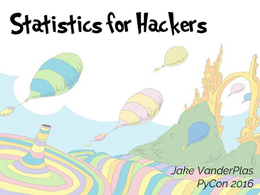 Statistics for Hackers