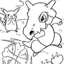 Pikachu Dibujos Para Colorear Dibujo Para Niños Juegos Gratuitos