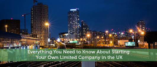 Everything You Need to Know About Starting Your Own Limited Company in the UK - Modest Money
