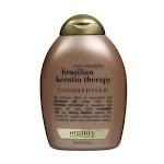 Organix Ever Straight Brazilian Keratin Therapy Conditioner - 13 Oz