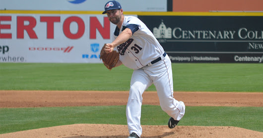 2014 ALPB LHP Of The Year Matt Zielinski Back With Somerset