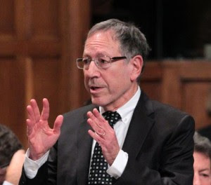 Canadian parliamentarian, jurist, and human rights activist Irwin Cotler. Photo: Facebook.