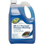 Zep Commercial Zuppwc160 All-in-1 Premium Pressure Washing Concentrate, 160 Oz