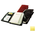 Raika RO 207 Yellow 4.5in. x 6.75in. Pocket Planner - Yellow