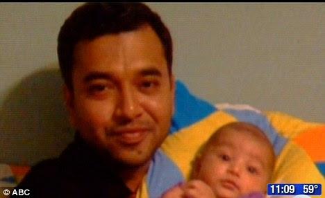 Loving: Father Amain Ahmmad is originally from Bangladesh