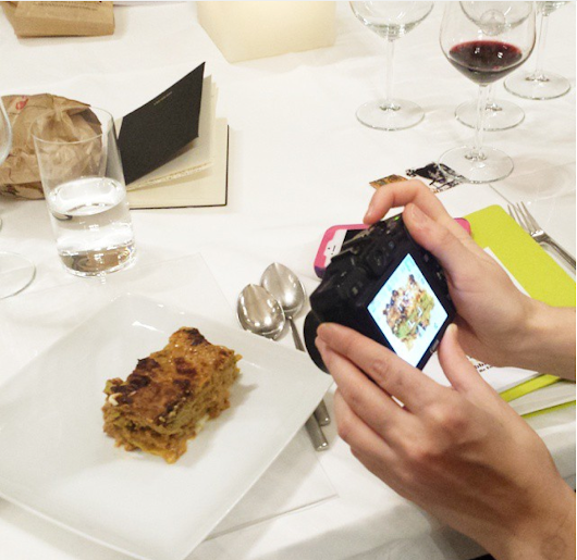 Workshop: fotografare il cibo per Instagram