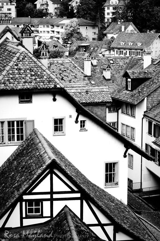 Bern Rooftops 2