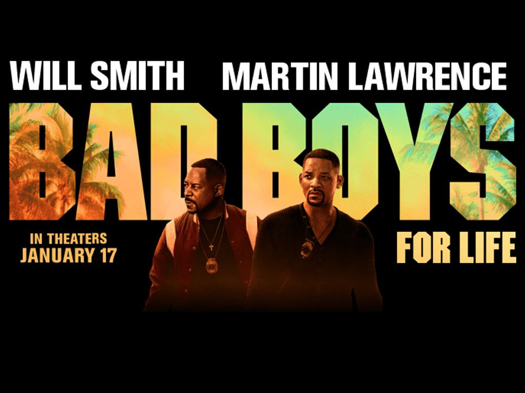 Bad Boys For Life Quad Poster