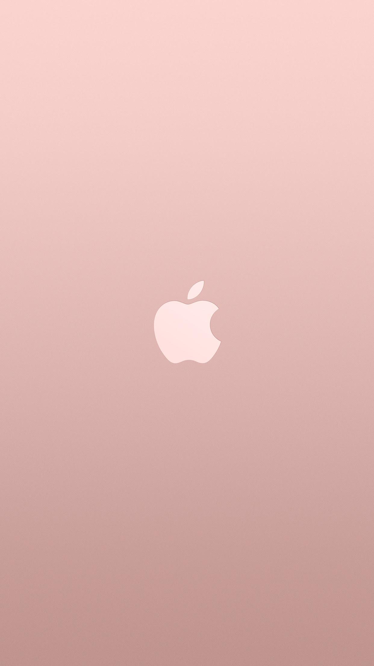Rose Gold Iphone 7 Plus Wallpaper Wallpaper Iphone