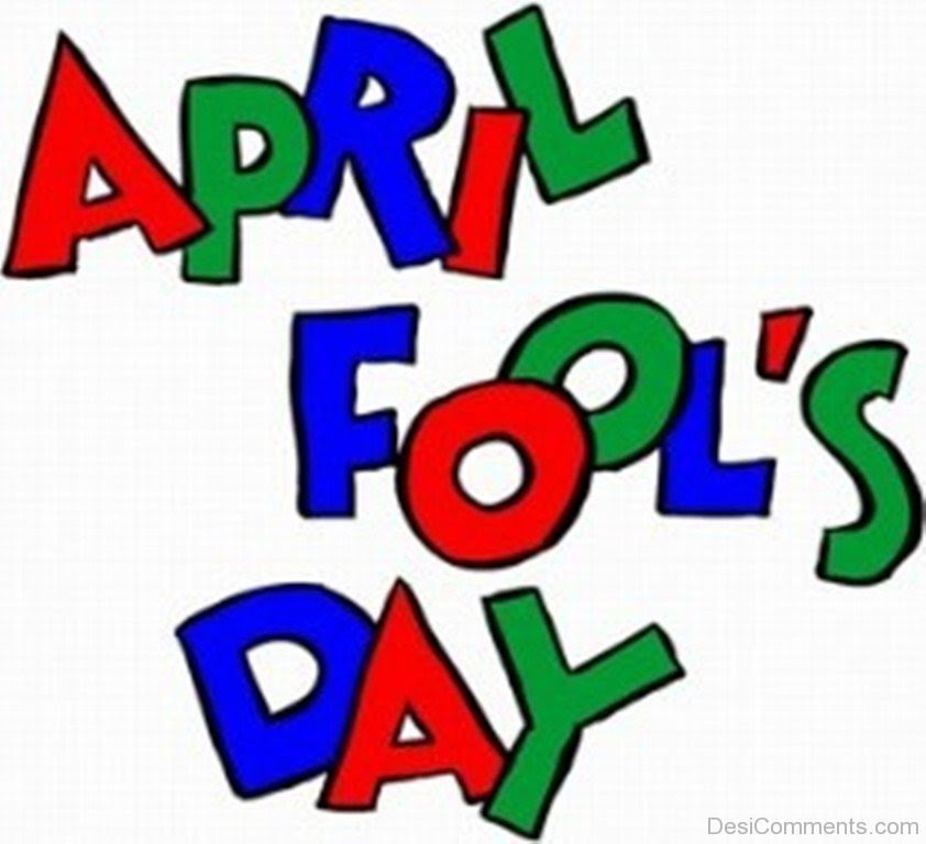 April Fools Day Pic  DesiComments.com