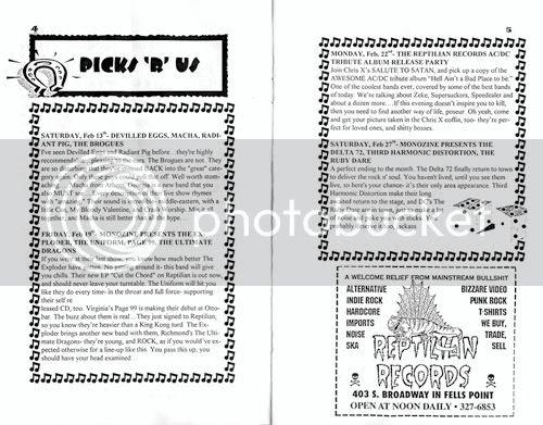 Ottozine Pages 4-5