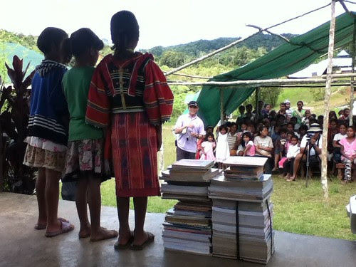 manobo children singing