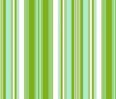 Beach Cabana Stripe 4