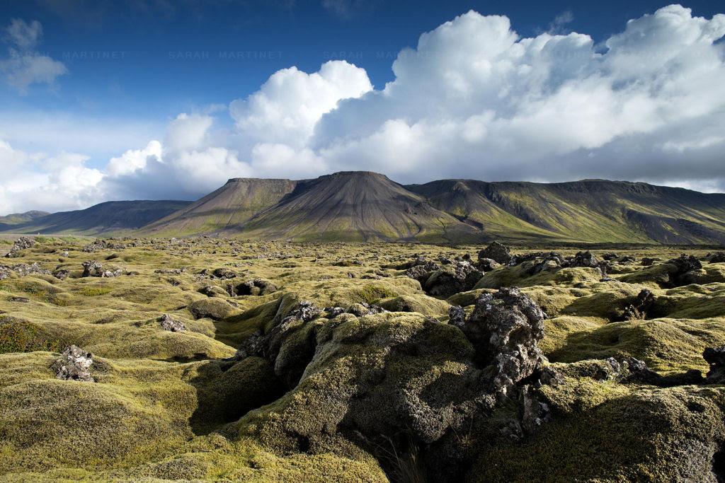 Impressionantes fotos aéreas das paisagens da Islândia 13