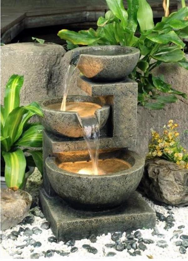 Relaxing Indoor Fountain Ideas (16)