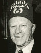 Gerald Ford, Shriners, Freemasons, Freemasonry, Freemason