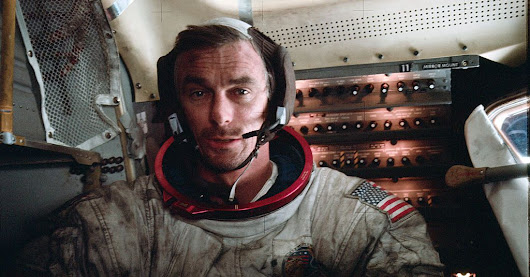 Apollo astronaut Gene Cernan has passed away
