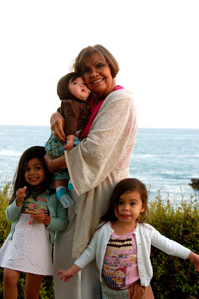 grandmama and the girls