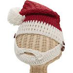 San Diego Hat Company Toddler Santa Beard Hat