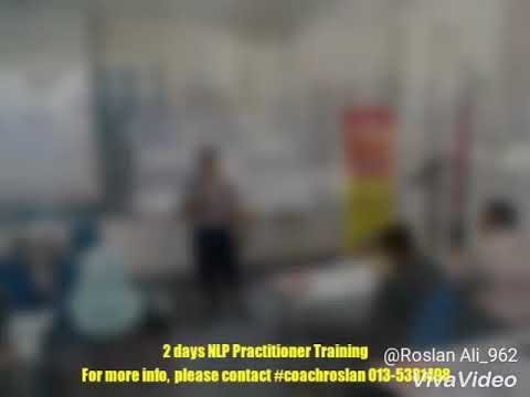 NLP Practitioner Training