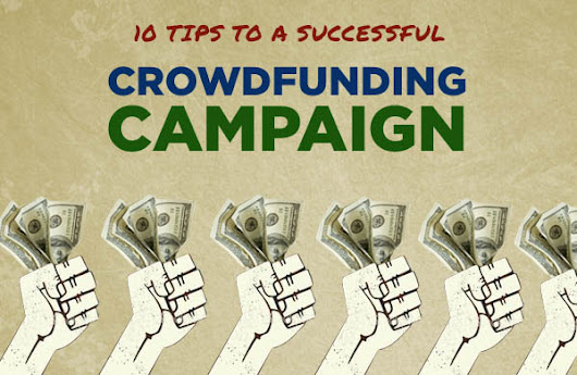 Crowdfunding Campaign:Here are 10 Tips To make it Successful | Vab Media
