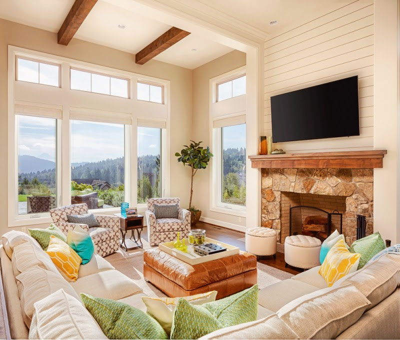 Efficient Shiplap Over Fireplace Ideas You Can Apply Decohoms