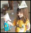 Newspaper<br />  Sailors Hats   : Columbus Day Crafts Activities for Children