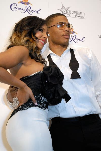 Celebrity Couple? Ashanti and NellyTalking Pretty