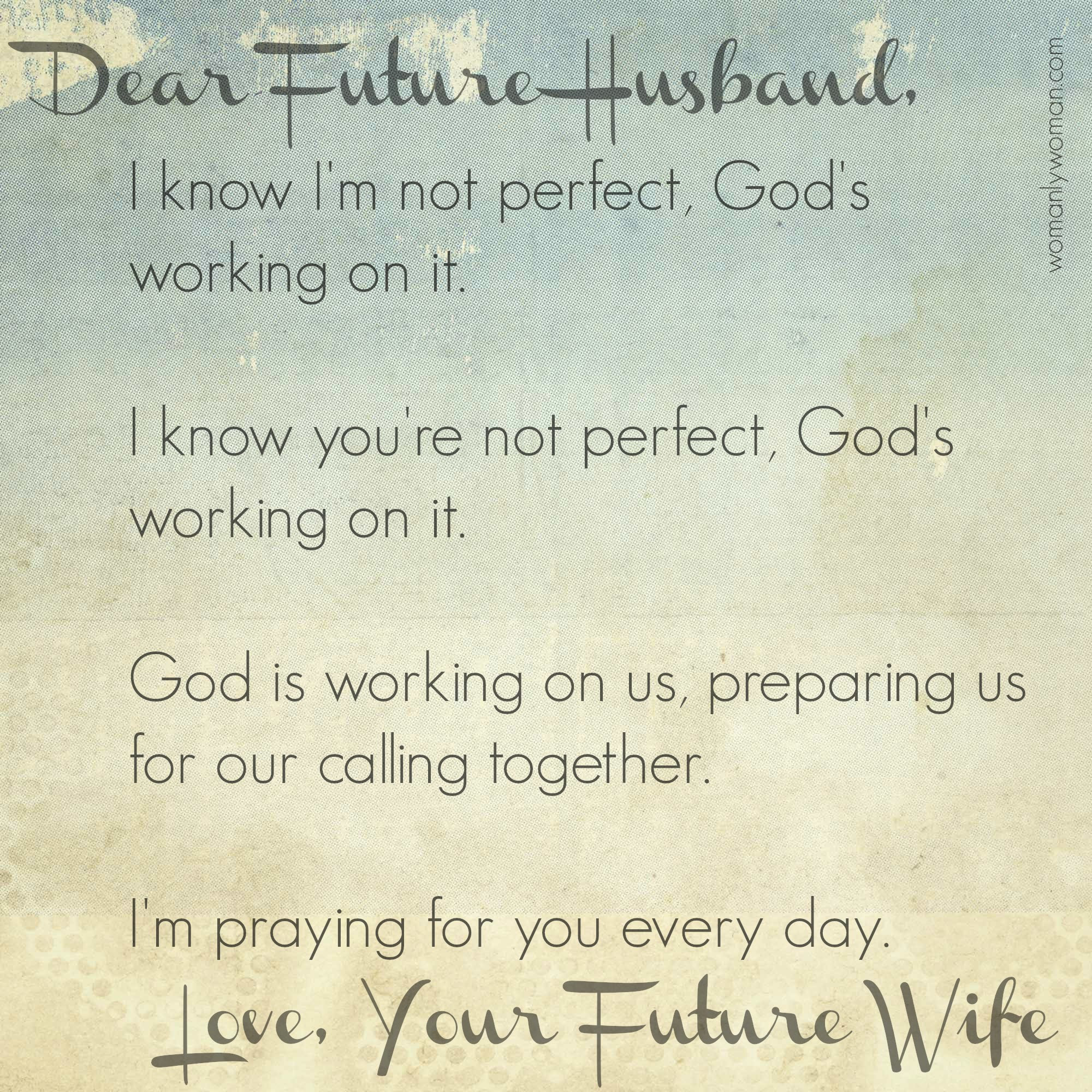 Quotes About Future Husband 52 Quotes