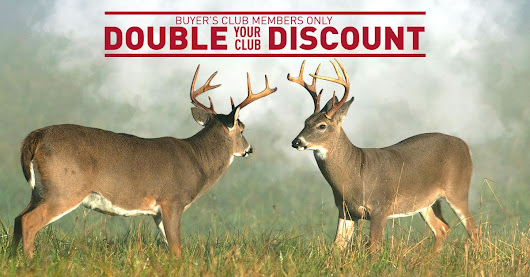 Double Your Club Discount!