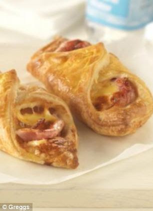 Who shrank all the pies? Bakery giant Greggs slims down ...