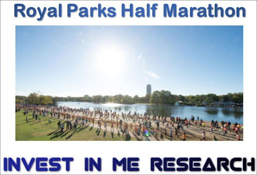Join Team IiMER Royal Parks Half Marathon October 2018