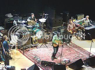 Wilco @ Massey Hall: photo by Mike Ligon