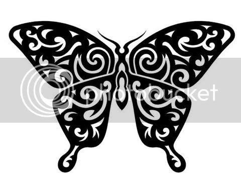 large butterfly stencil large butterfly stencil muffler exhaust pipe