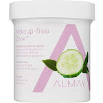 Almay Gentle Eye Makeup Remover Pads, Oil-Free - 80 count