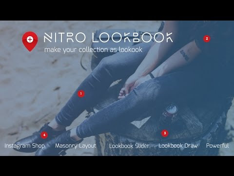 Shopify Lookbook App