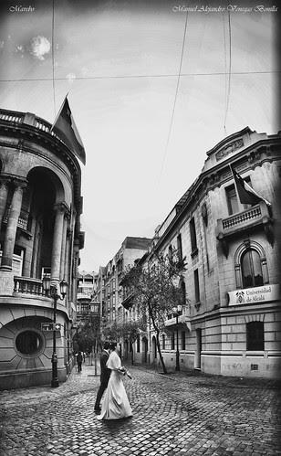 Santiago centro, matrimonio by Alejandro Bonilla